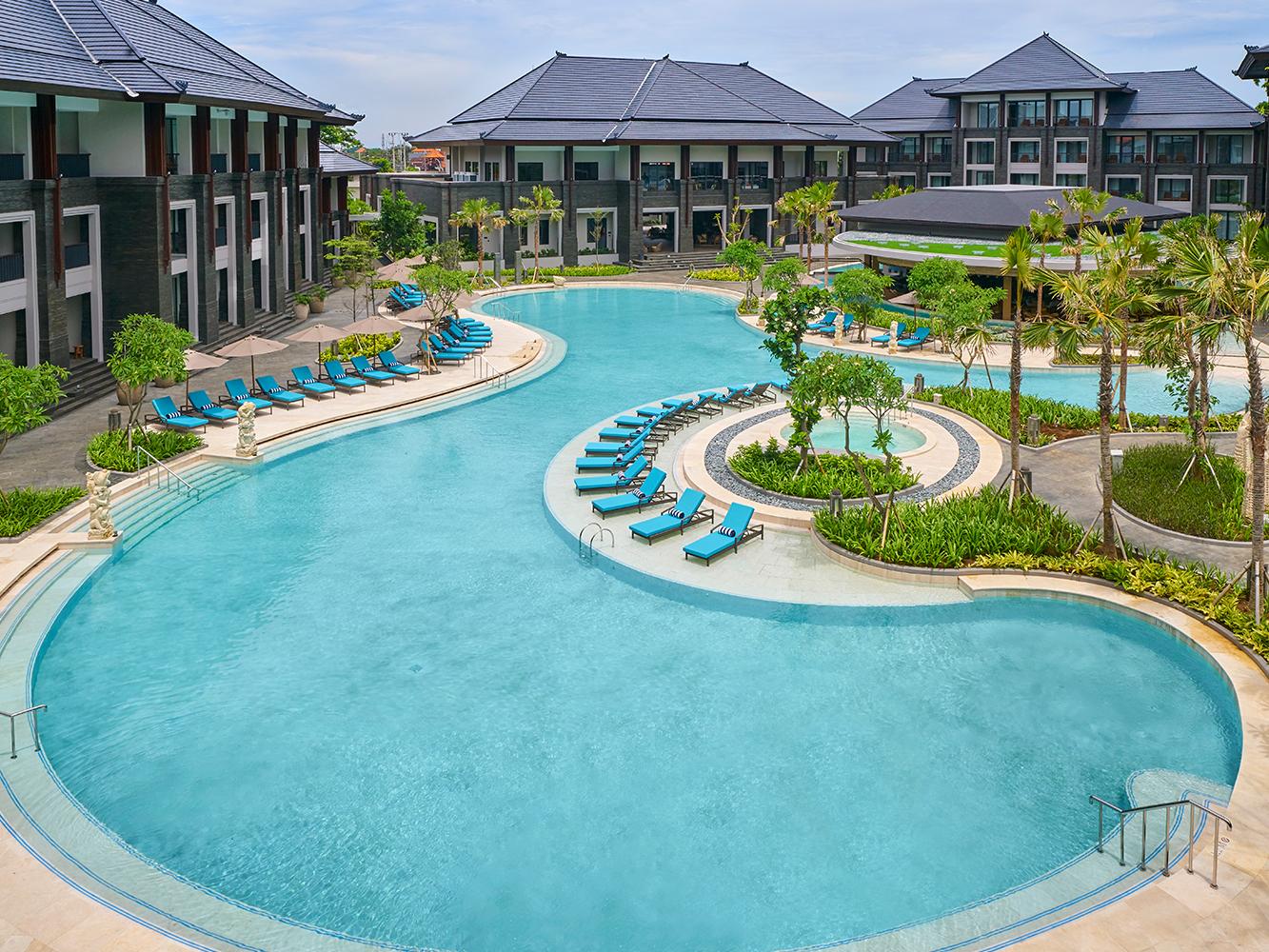 Marriott's Bali Nusa Dua Gardens Pool